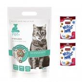 Thepet+ Tahılsız Kısır Kedi Maması 1 Kg 2x30 Gr...