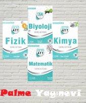 Palme Yayınevi Yks Ayt Sayısal Soru Bankası...