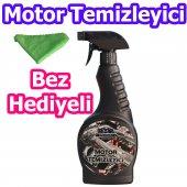 Motor Temizleyici Motor Parlatıcı Oto Temizlik...