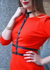Elbise Üzeri Şık Aksesuar - APFT174