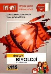 TYT AYT Biyoloji Destek Soru Bankası ENS Yayıncılık