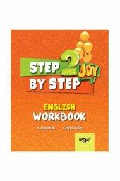 Step By Step Joy 2.sınıf English Workbook
