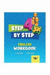 Step By Step Joy 4.sınıf English Workbook