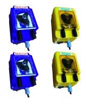 Endüstriyel Bulaşık Makinesi Deterjan Ve Parlatıcı Pompası 4 Adet
