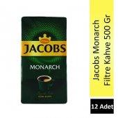 Jacobs Monarch Filtre Kahve 12 X 500 G