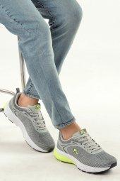 Lumberjack Fedez Günlük Yürüyüş Koşu Erkek Spor Ayakkabı Açık Gri