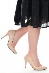 Ayakland 1943-72 Cilt 11 Cm Topuk Bayan Stiletto Ayakkabı TEN-2
