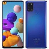 Samsung A21s 64gb Blue Cep Telefonu