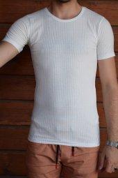 Basic Beyaz Erkek Tişört