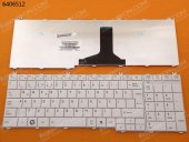 Toshiba Satellite L650 Bt2n15 Klavye Beyaz