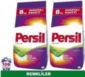Persil Matik Toz Çamaşır Deterjanı 16Kg Color/Renkliler