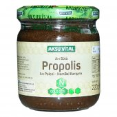 Arı Sütü Propolis Polen Bal Karışımı 220 Gr...