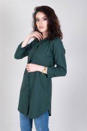 Kadın Tunik Yeşil
