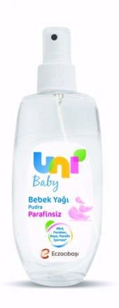 Uni Baby Bebek Bakım Yağı