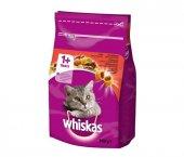 Whiskas Kuru Kedi Maması Sığırlı 300gr
