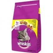 Whiskas Tavuklu Kedi Maması 1,4 Kg