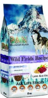 Pan Food Kuzu Etli Pirinçli Yetişkin Köpek Maması 15 Kg.
