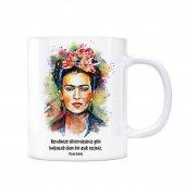 Frida Kahlo Kupa Bardak Bir Aşık Seçiniz