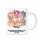 Frida Kahlo Kupa Bardak Çıkış Yolu