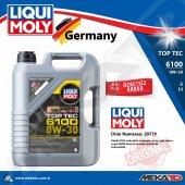 Liqui Moly Top Tec 6100 0w30 Motor Yağı 5 Lt.
