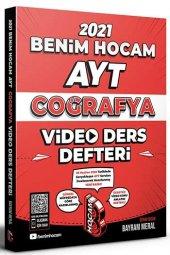 Benim Hocam Yayınları 2021 Ayt Coğrafya Video...
