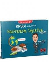 Yargı Yayınları 2020 Kpss Haritalarla Coğrafya...
