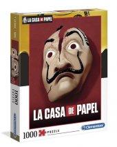 Clementoni 1000 Parça La Casa De Papel Puzzle 39533