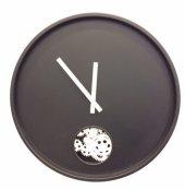 çarklı Duvar Saati Wp0118 Hy G024 Bk