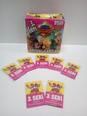 Brawl Stars 3.seri Oyun Kartları 150 Poşet 450 Kart
