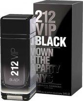Carolina Herrera 212 VIP Men Black EDP 100 ml Erkek Parfüm