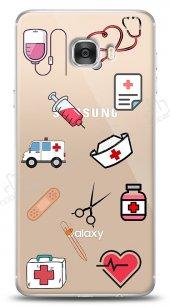 Samsung Galaxy C7 Health Kılıf