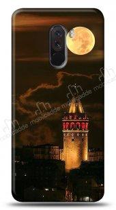 Xiaomi Pocophone F1 Full Moon Galata Kılıf