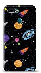 Oppo Ax7 Oppo A5s Space Kılıf