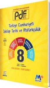 8.Sınıf İnkılap Tarihi PDF Planlı Ders Föyü Martı Okul Yay.