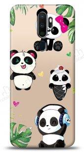 Oppo A9 2020 Happy Panda Kılıf