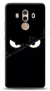 Huawei Mate 10 Pro Black Eyes Kılıf