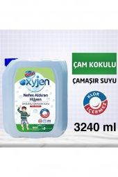 Oksijen Çamaşır Suyu Ferahlatan Hijyen 3,24 L