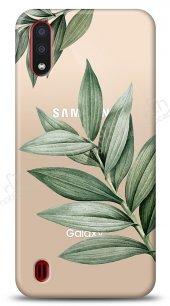 Samsung Galaxy A01 Leaf Kılıf