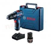 Bosch Gsb 12v 30 Akülü Darbeli Vidalama