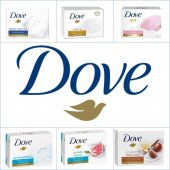 Dove Pink Cream Beauty Shea Butter Gentle...