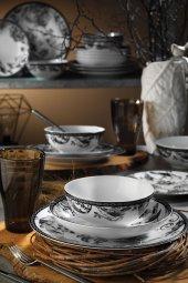 Kütahya Porselen 939012 Desen 24 Parça Yemek...