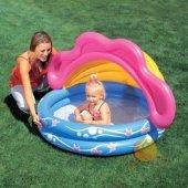 Bestway 51098 Gölgelikli Çocuk Şişme Havuzu