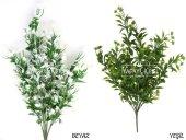 Yapay Çiçek Mini Çiçekli Yeşillik Demeti