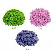 Akvaryum İçin Renkli Dekoratif Çakıl Taşı 1 Kg...