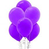 Pastel Mor Balon 100lü
