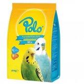 Polo Muhabbet Kuşu Yemi Mix 400 Gr