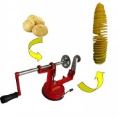 Spiral Patates Dilimleyici Profesyonel