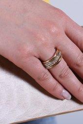Kadın Alefi Altın Yüzük Altın 0338