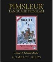Pimsleur Russian Rusça Eğitim Seti 3 Cd