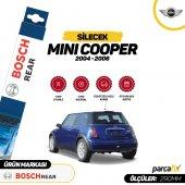 Mini Cooper Bosch Rear Arka Silecek 2004-2006